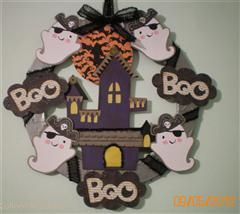 cricut project center create a critter 2 contest halloween wreath