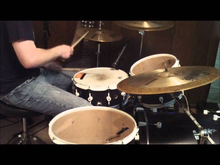Drum Lesson: Using the Paradiddle Diddle on the Kit