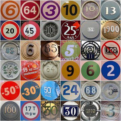 Numbers, numbers, everywhere