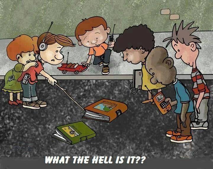 Τα σημερινά παιδιά έχουν χάσει την επαφή τους με την μαγεία... και δεν είναι δικό τους λάθος...