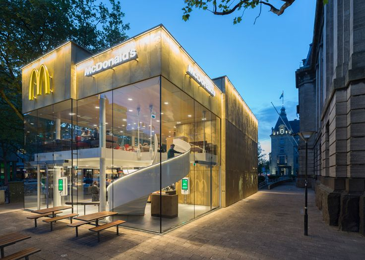 Is this the best McDonald's in all of architecture?