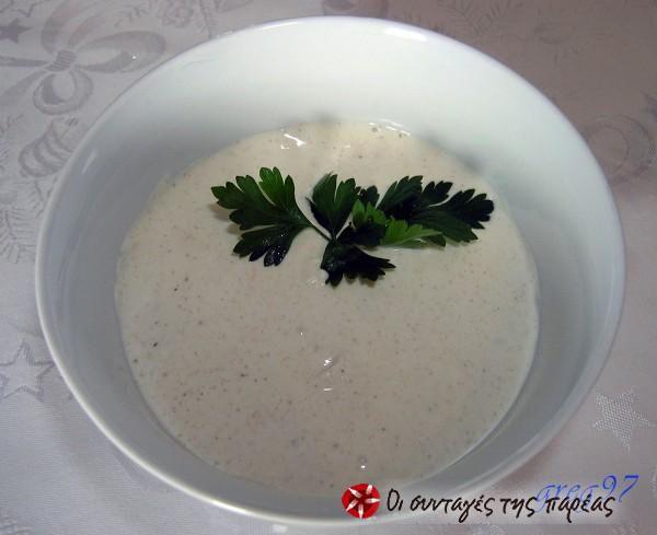 Dip γιαουρτιού #sintagespareas