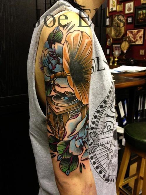 joe ellis tattoos tattoo art inspiration pinterest. Black Bedroom Furniture Sets. Home Design Ideas