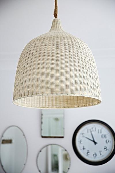 Code of Silence Rattan Pendant - Medium | Ikea pendant ...