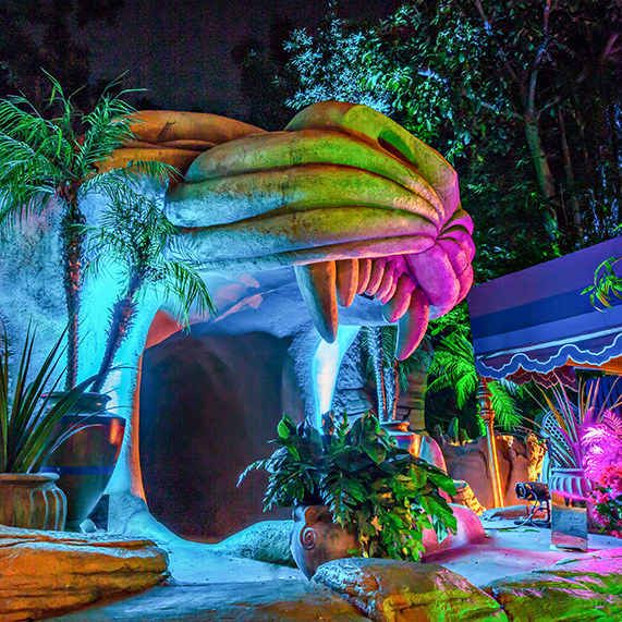 Aladdin's Oasis   29 Magical Places At Disney You Never Knew You Could Get Married