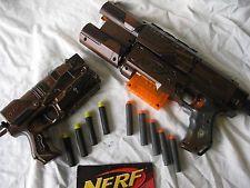Cosplay Steampunk Nerf RECON CS 6 * Zombie Strike Halloween Mod SWITCH SHOT E