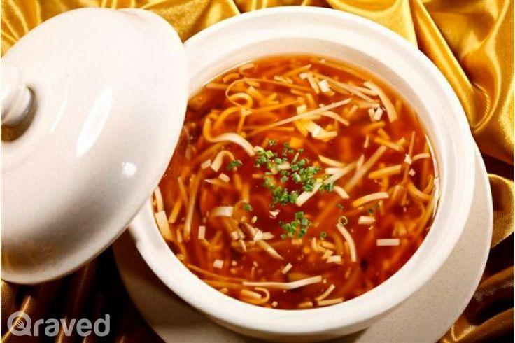 Sup Asam Pedas Dengan Hidangan Laut at Nan Xiang & Northern Chinese Cuisine Mall Grand Paragon