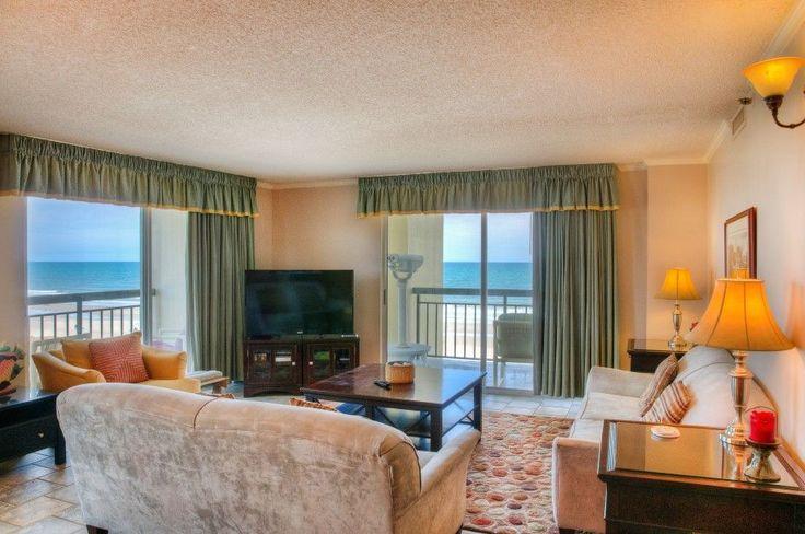 332 VRBO.com #626729 - So. Hampton 409: 2 BR / 2 BA Condo in Myrtle Beach, Sleeps 6