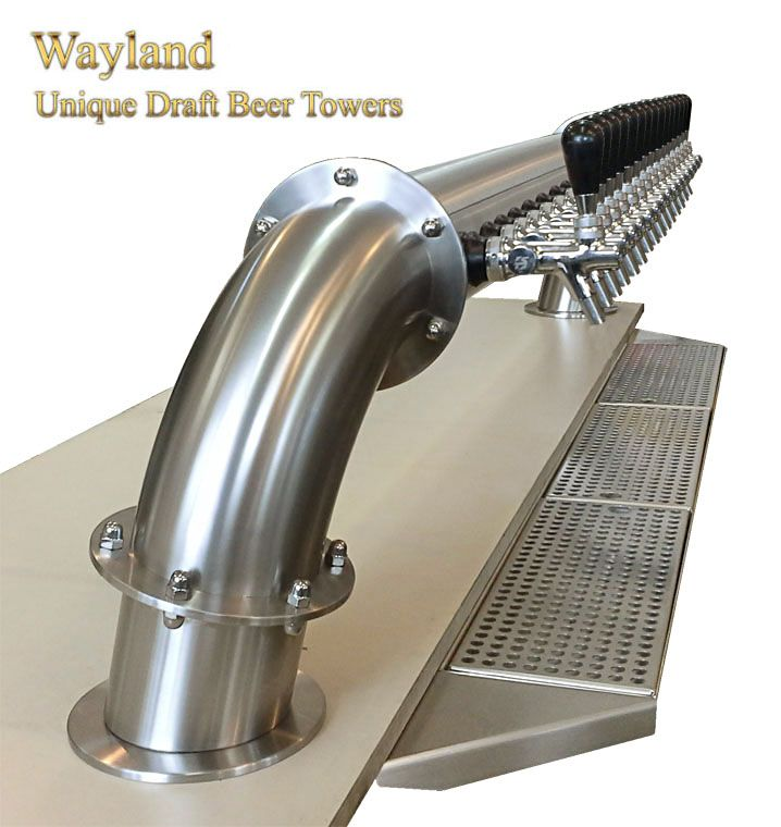 Stainless Steel Towers : Best images about draft beer towers on pinterest all