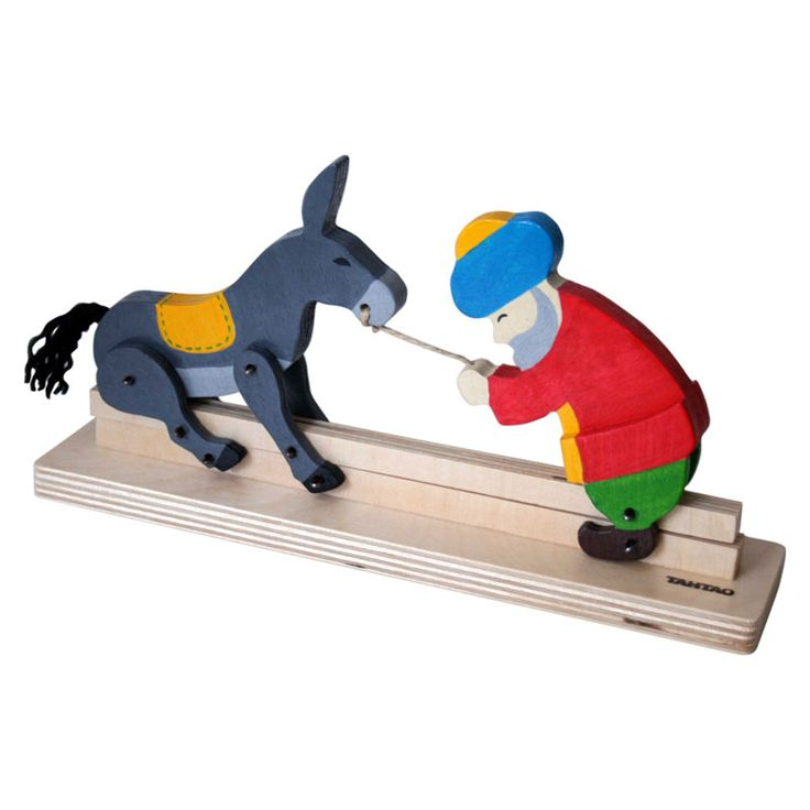Tahtao Wooden Toys Nasrettin Hoca