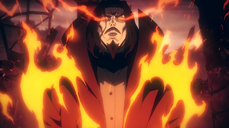 Castlevania · Season 1 · TV Review Religion is just as dangerous as Dracula in Netflix's promising Castlevania · TV Review · The A.V. Club