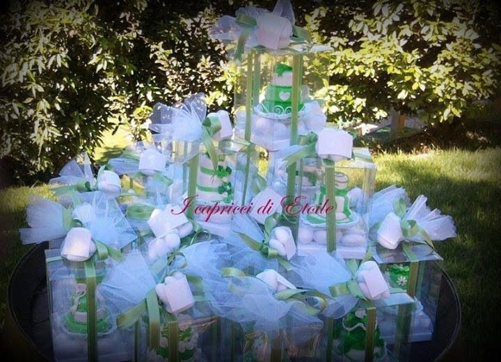 Wedding day.. Bomboniere in fimo!!