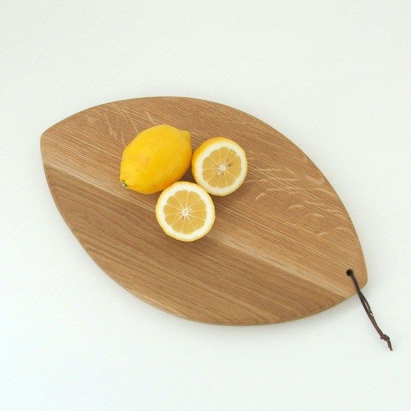 Elliptical Chopping Board