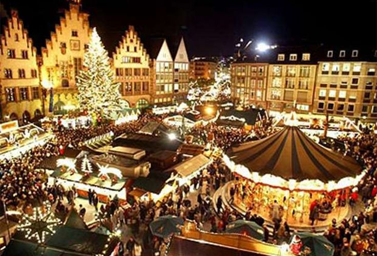 Carlisle Christmas Market has begun. Avoid the high street and enjoy your Christmas shopping!