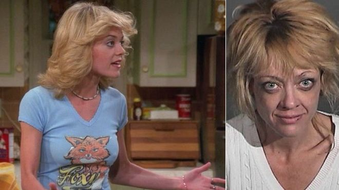'That '70s Show' star Lisa Robin Kelly dead at 43