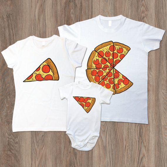 Family Pizza t-shirts is Funny Shirts for Mom and Dad, Matching Family Shirts, Family t shirt for Kids, Father and Son t-shirts, His and Her