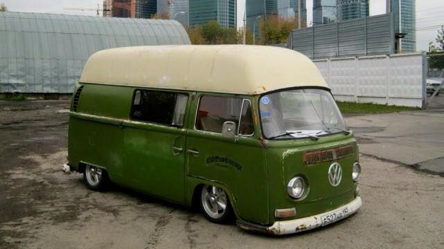 VW combi high roof