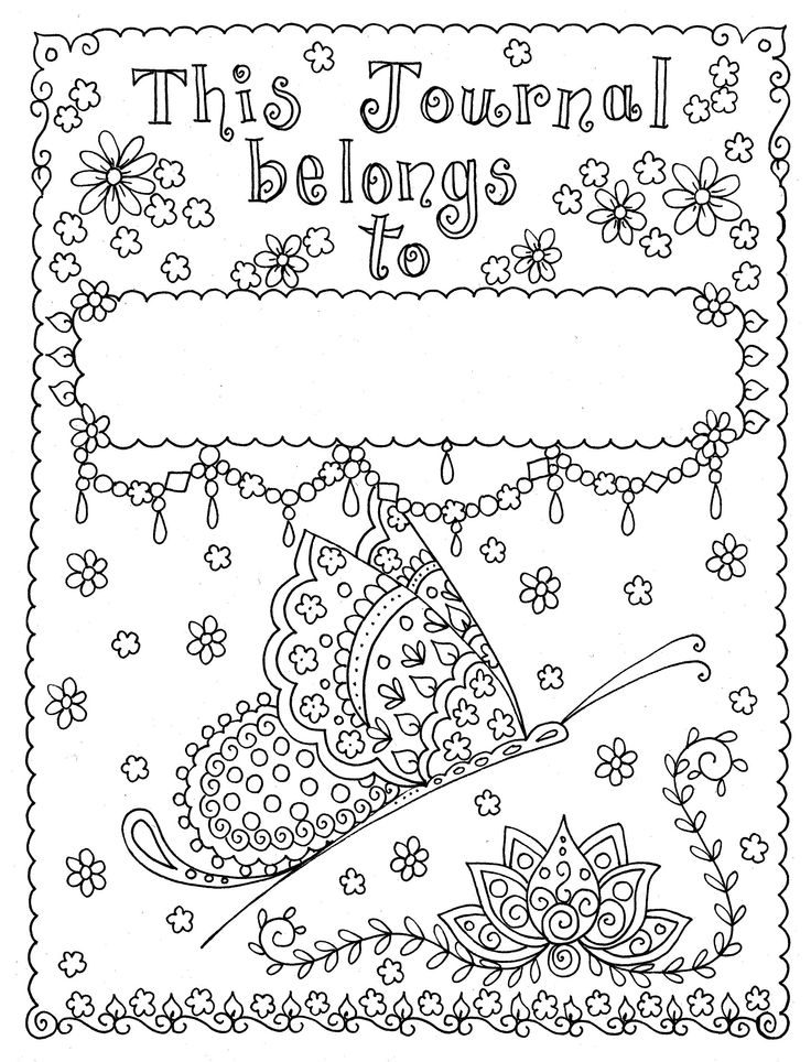 Coloring Journal And Book Color Me Thankful Is Both Deborah Muller