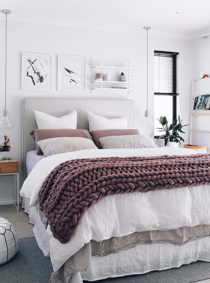the bedroom to stay in forever