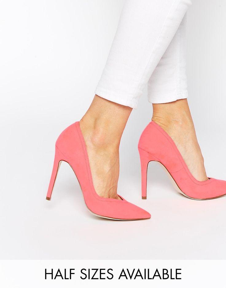 Image 1 ofASOS PIXIE Pointed High Heels