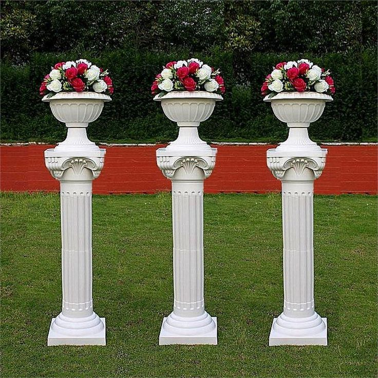 Wedding Altar Columns: Best 25+ Wedding Columns Ideas On Pinterest