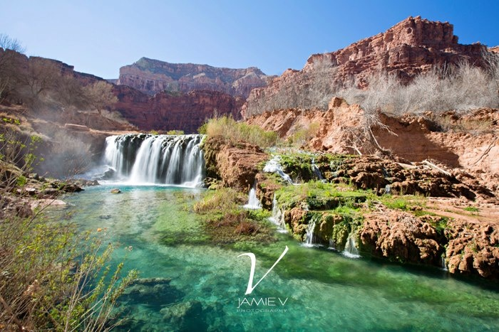 48 best images about waterfalls on pinterest grand for Places to go fishing in houston