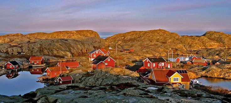 Sweden's wild west coast