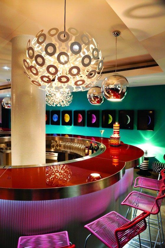 Bar Missoni At Hotel Edinburgh Scotland