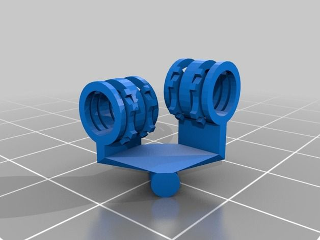 XY 90 Holder by panevalentin - Thingiverse