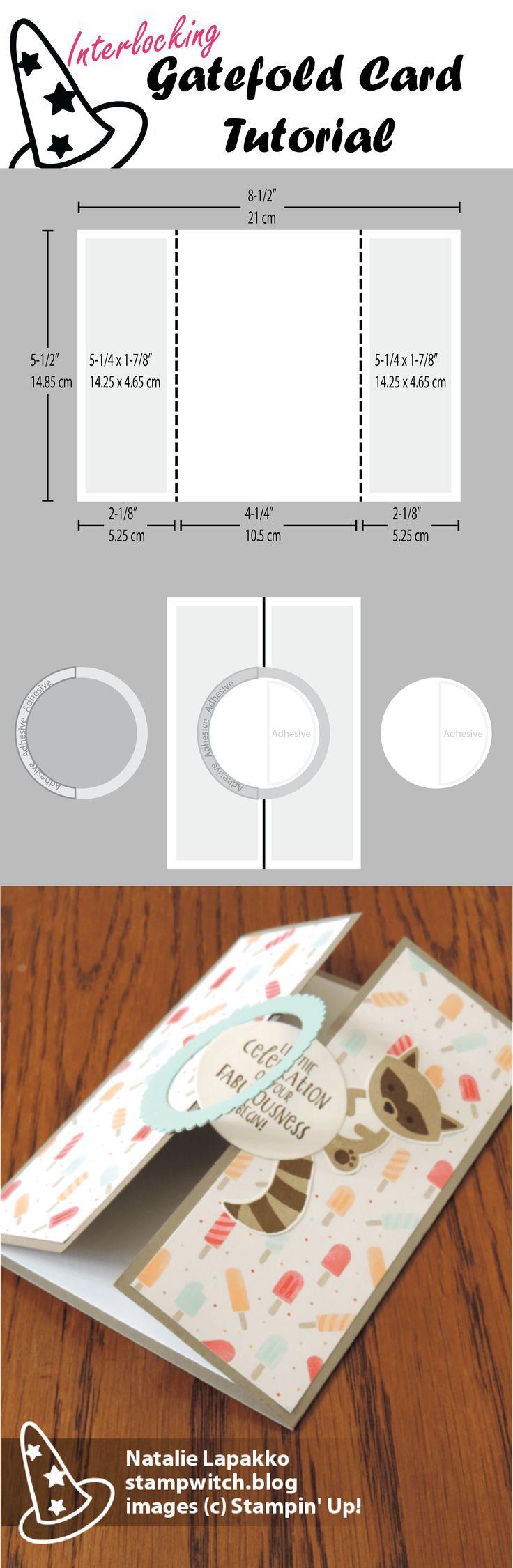 Gatefold Card Variations