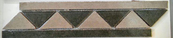 Guarda Romana Gris 5 x 30 cm