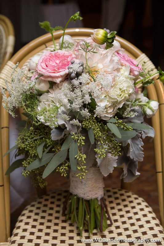 Wedding Bouquets Variety : Lovely bouquet with variety of flowers houston wedding