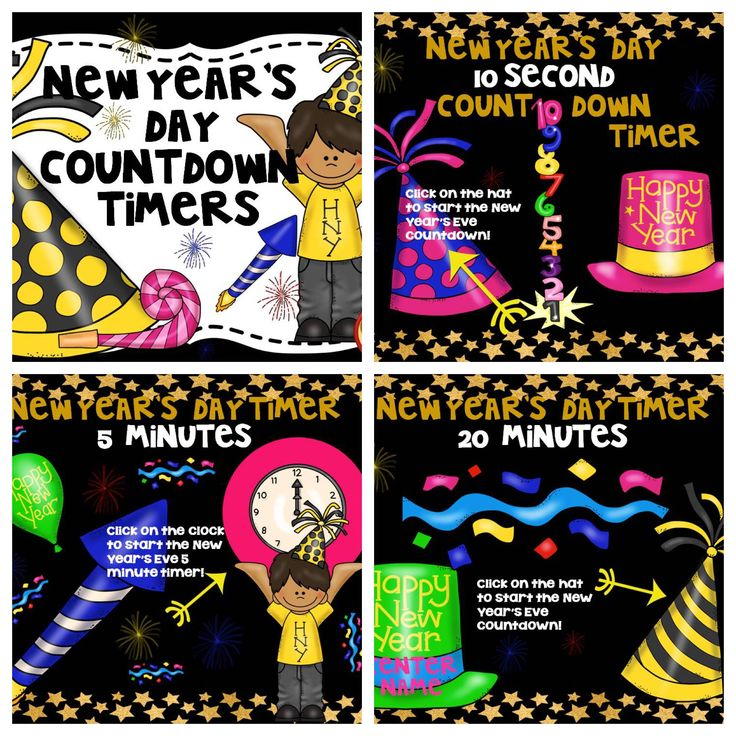 Need a New Year's count down timer?  https://www.teacherspayteachers.com/Product/Beezy-Digital-New-Years-Day-Countdown-Timers-3552766