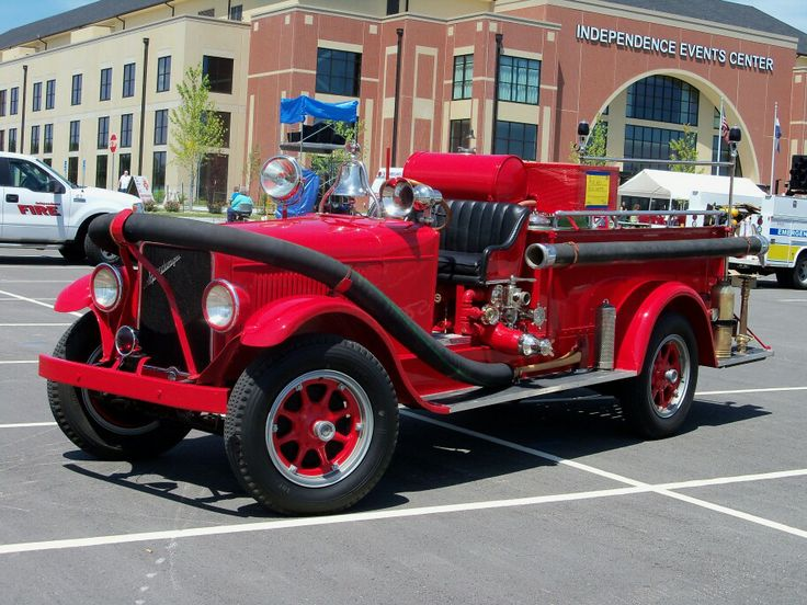 1928 Vintage Fire Truck