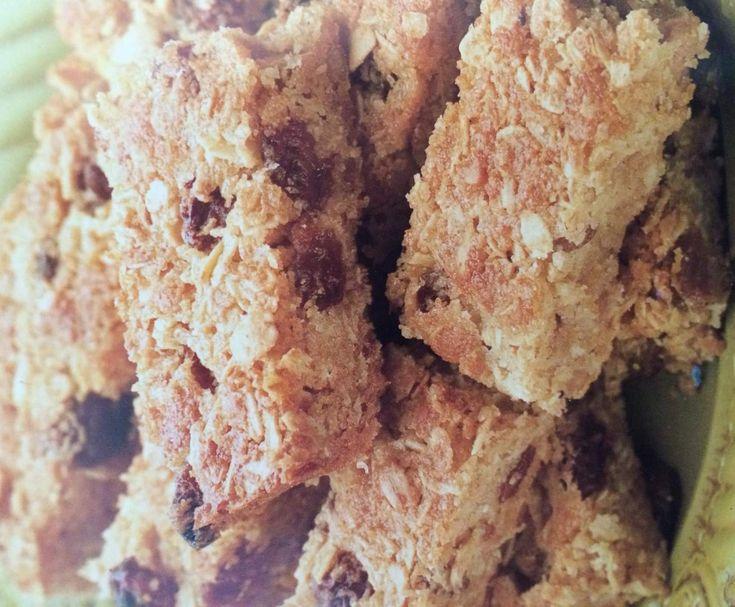 Recipe Honey Oat Bars by Thermomixinitup - Recipe of category Baking - sweet