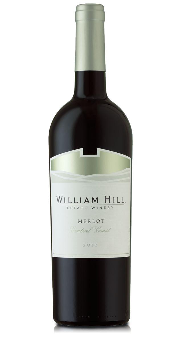 William Hill Estate Winery Merlot Central Coast 2014
