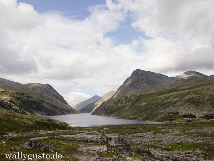 Norwegen Rondane Rondvassbu