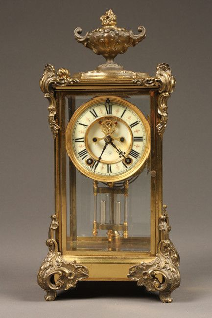 45 Best Images About Antique Clocks Regulator On Pinterest