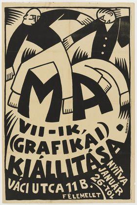 Sandor Bortnyik Poster design