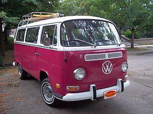 Volkswagen : Bus/Vanagon