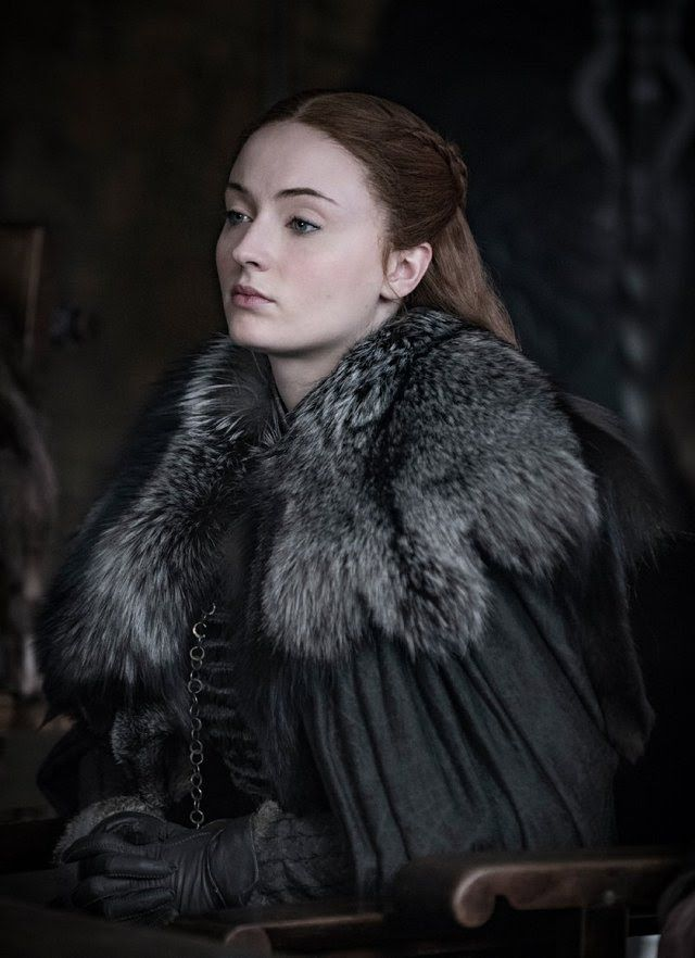 Sansa S8 Game Of Thrones Sansa Sansa Stark Sansa