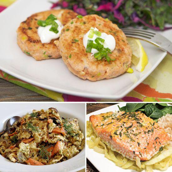 6 Sensational Recipes For Salmon