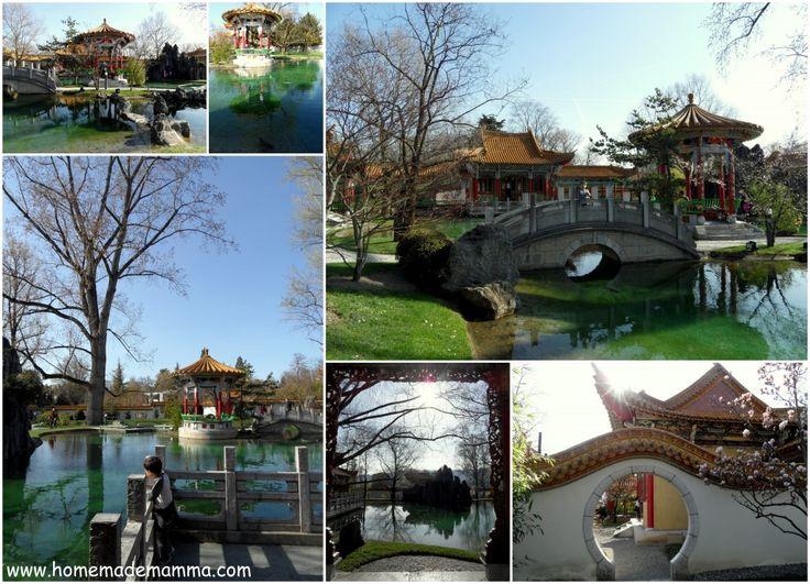 Alla scoperta di Zurigo: un giardino cinese nel centro città / China Garden