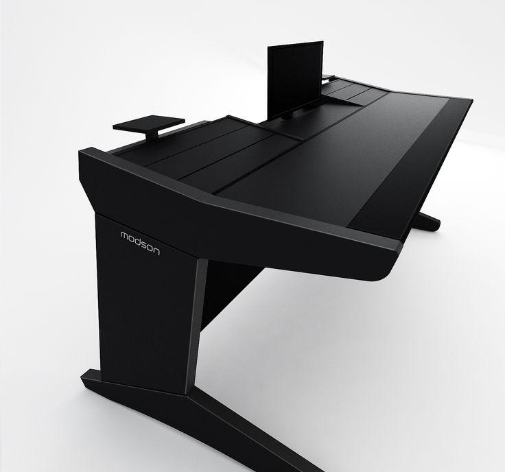 65 best recording studio furniture images on pinterest music studios studio setup and. Black Bedroom Furniture Sets. Home Design Ideas