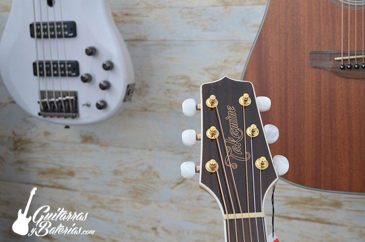 Takamine GJ72CE Jumbo Guitarra Electroacústica.