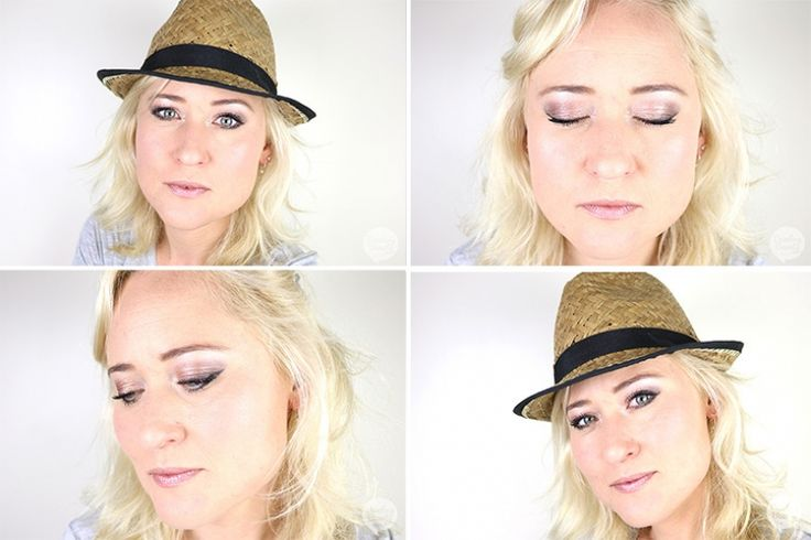 Zomer make-up look tutorial!