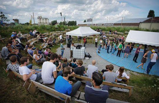 Dit zijn onze vijf favoriete zomerlocaties in Gent - De Standaard