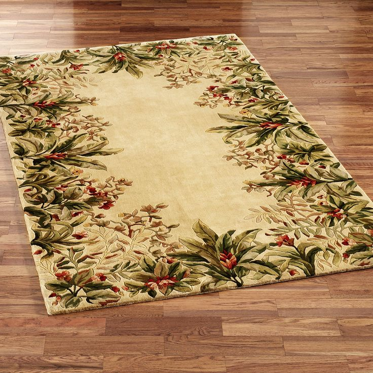 tropical area rugs cheap sale 3x5 island flora