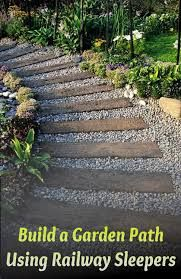 image result for railway themed garden