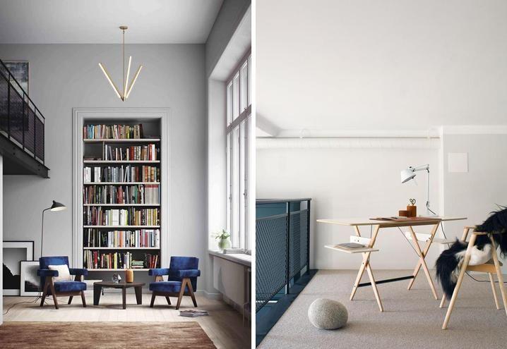 sweden-oscar properties-stockholm-apartment-refurbishment-studio-library-loft